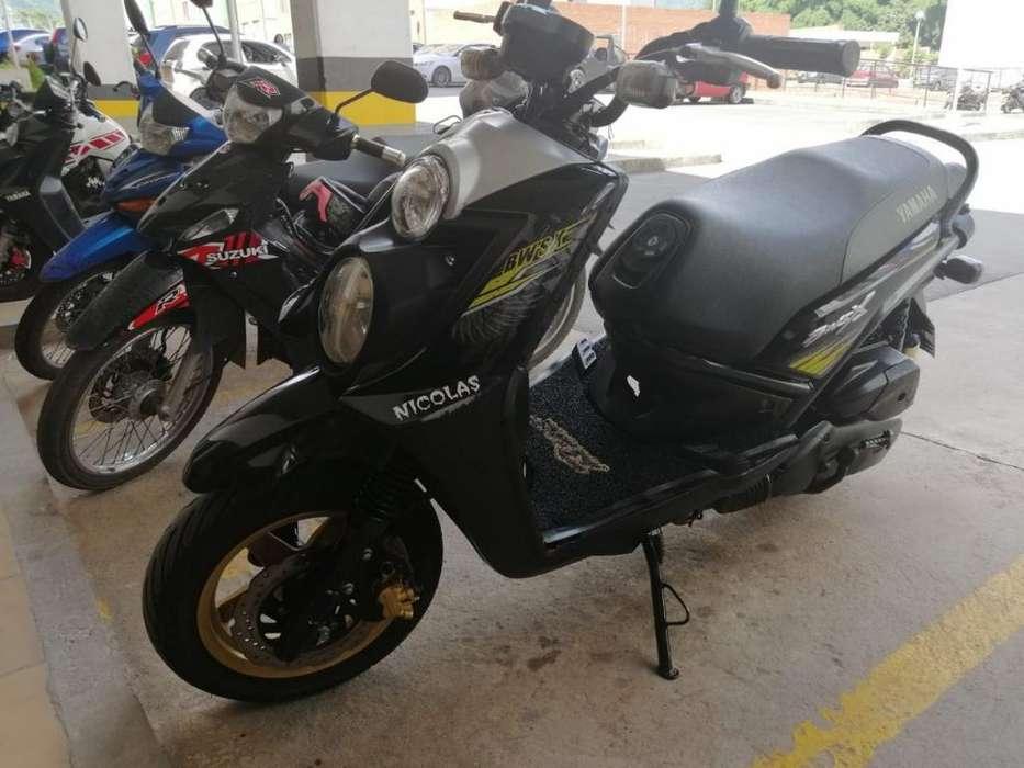 Yamaha Bwsx 2016