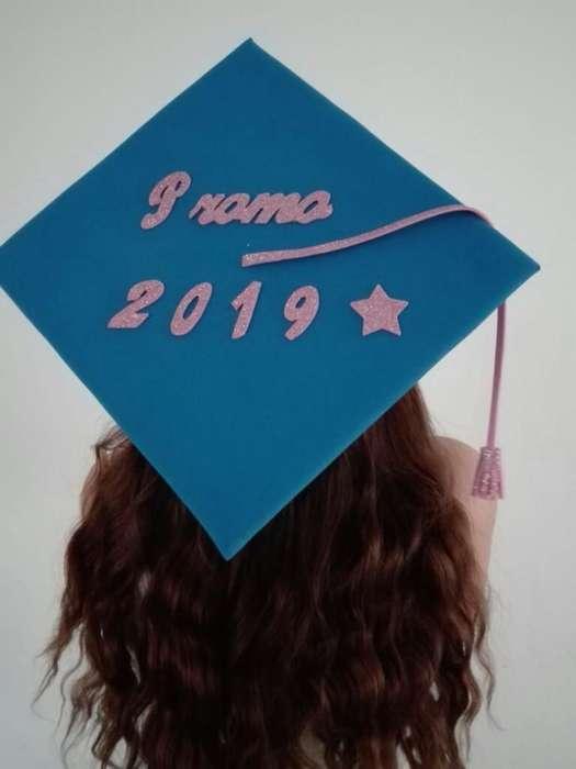 Birrete para Graduación