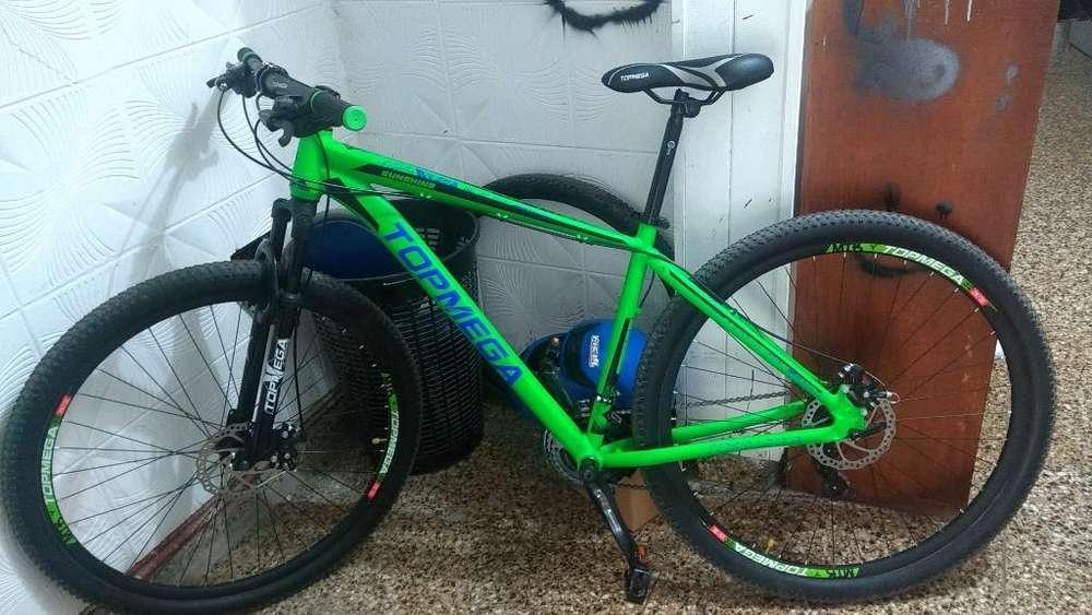 Bicicleta Aluminio 29