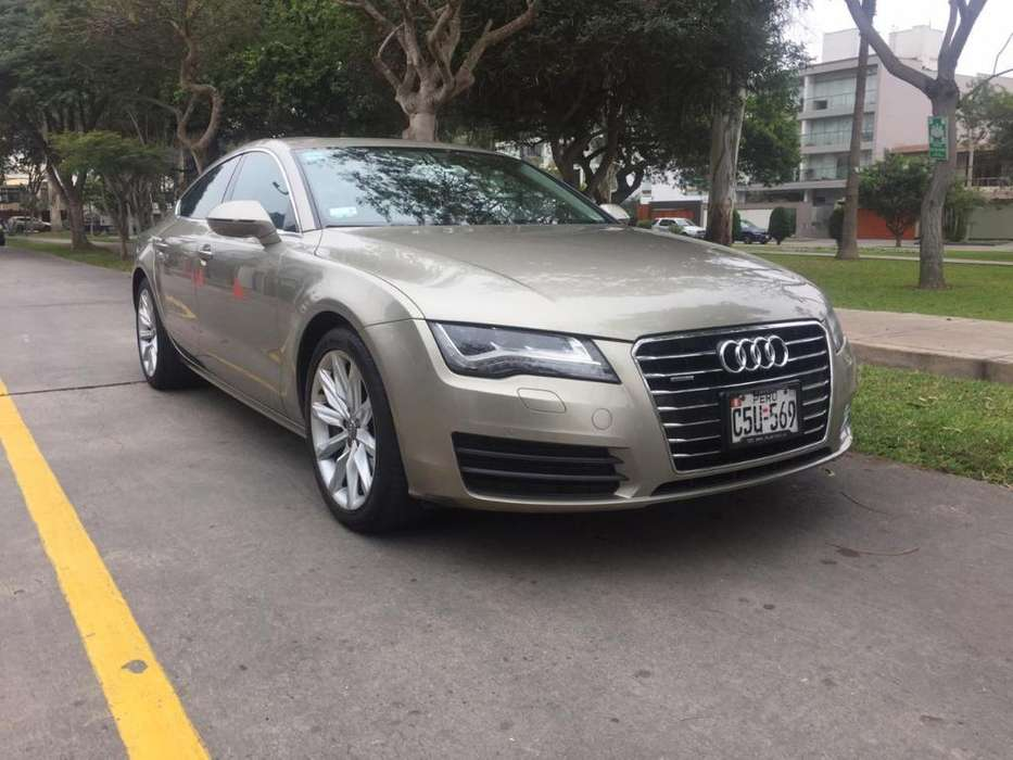 Audi A7 SPORTBACK 2012 - 54500 km