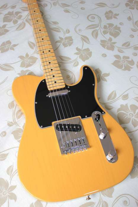 Fender 2018 Player Series Telecaster, made in Mexico, butterscotch blonde, como nueva!