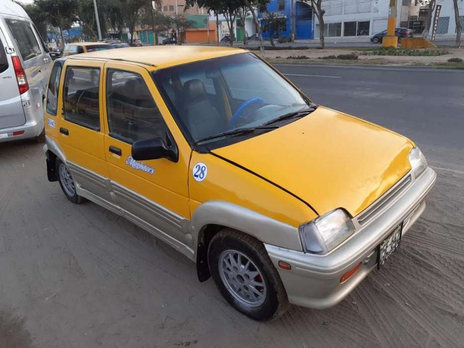 Daewoo Tico 1996 - 180000 km