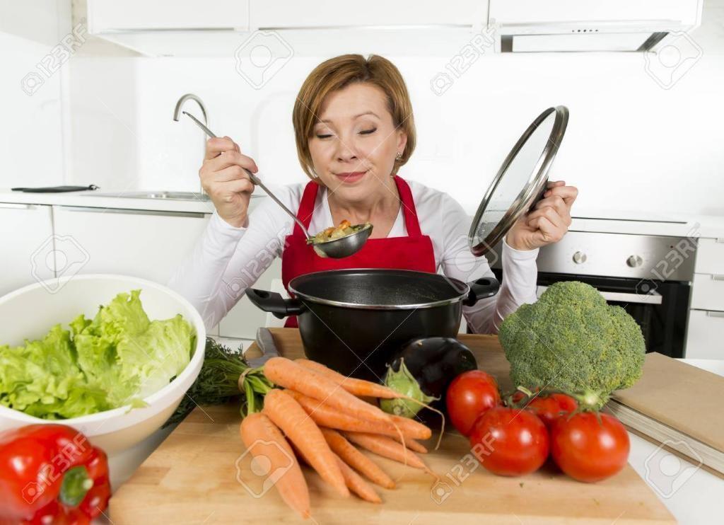 Se Necesita Cocinera Interna