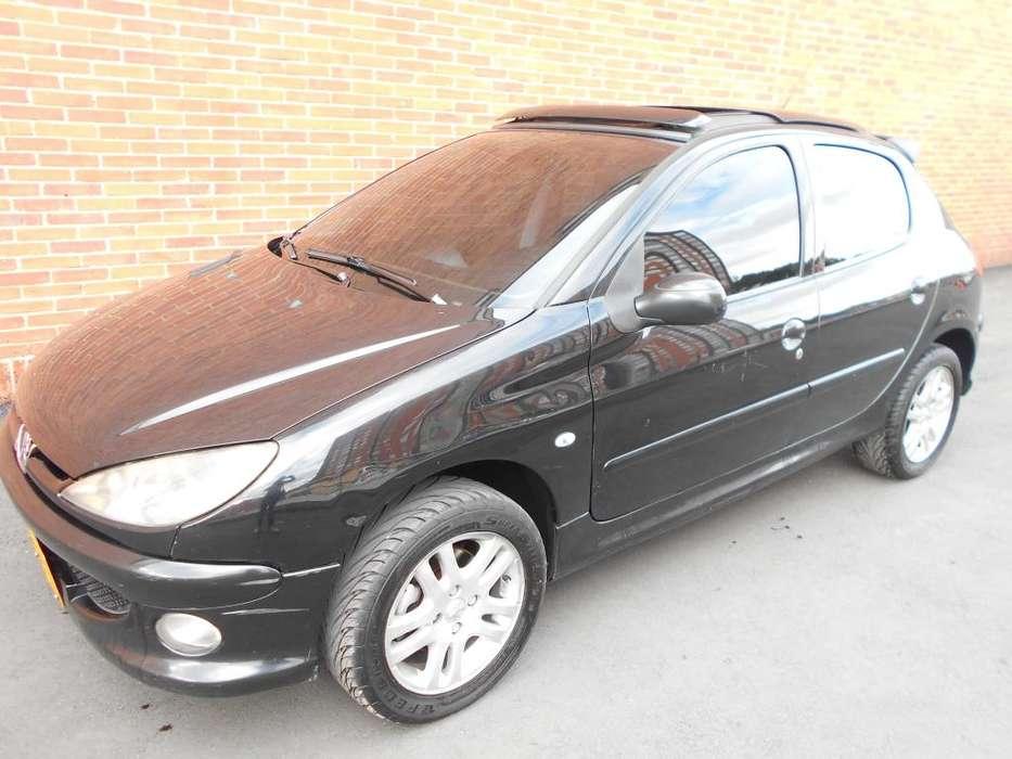 Peugeot 206 2009 - 126000 km