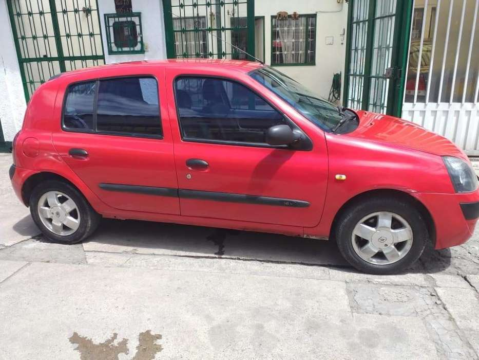 Renault Clio  2005 - 117500 km