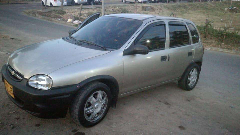 Chevrolet Corsa 4 Ptas. 2003 - 95168 km