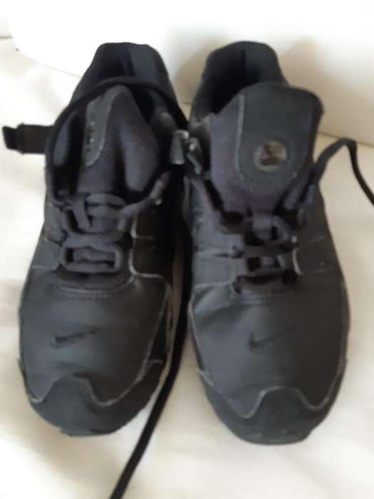 Zapatillas Niño Nike Shox