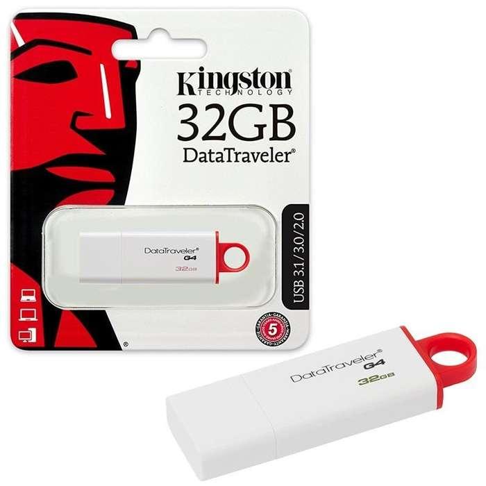 Pendrive USB Kingston