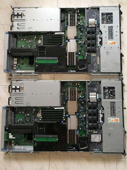 2 Servidor Poweredge 1850 8gb 2x73gb 10k