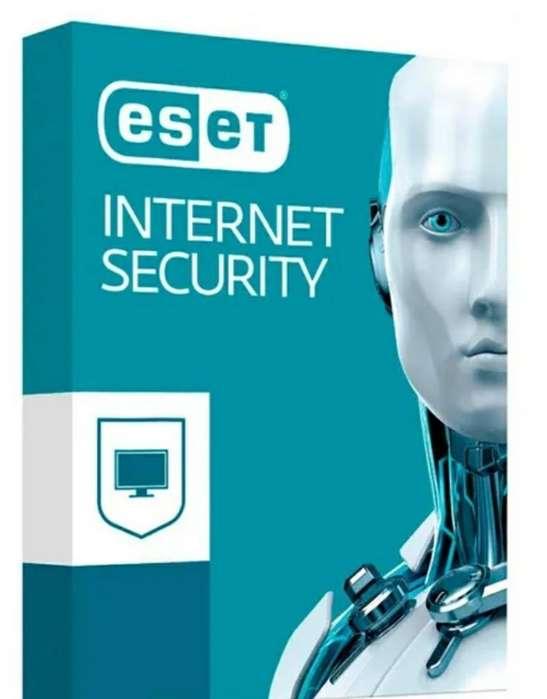 Eset Internet Security 1pc 1año Original