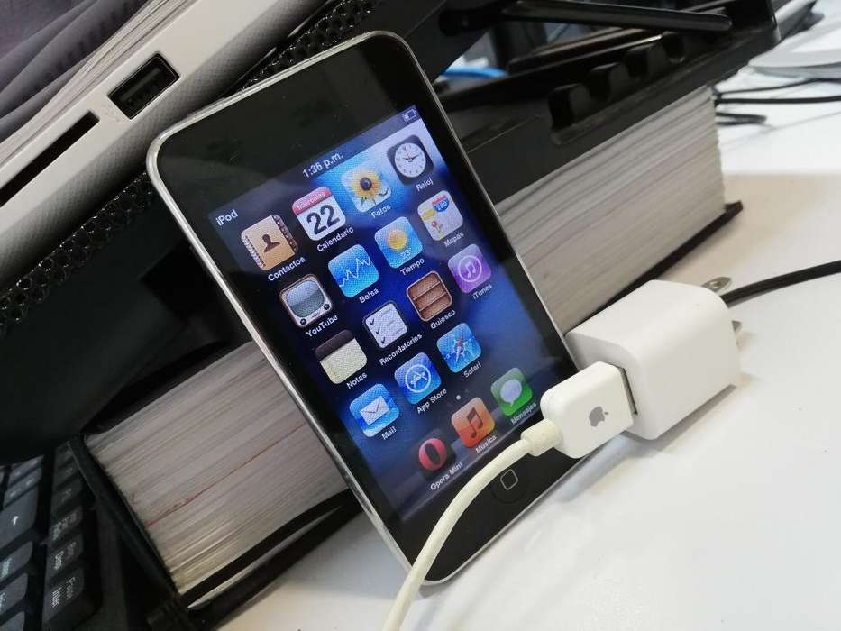 Vendo iPod Touch 3g 32gb
