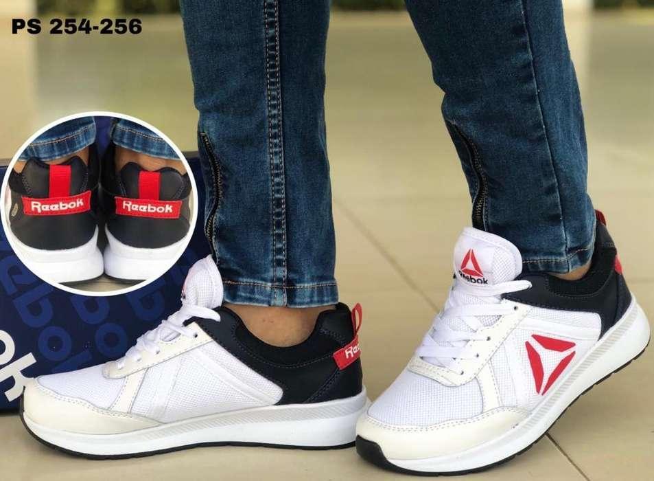 Zapato Tennis Deportivo Reebok Caballero