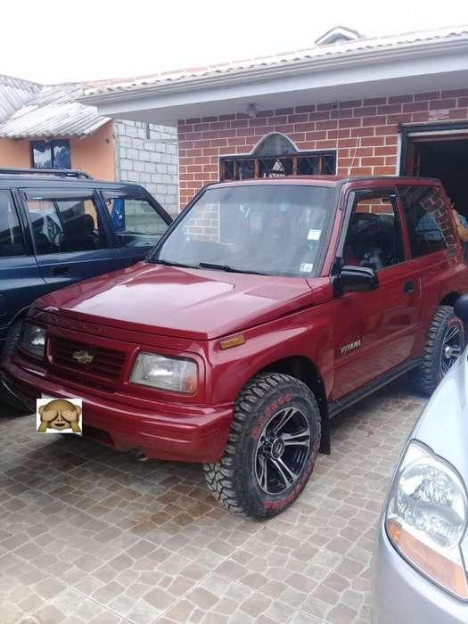 Chevrolet Vitara 1997 - 100 km