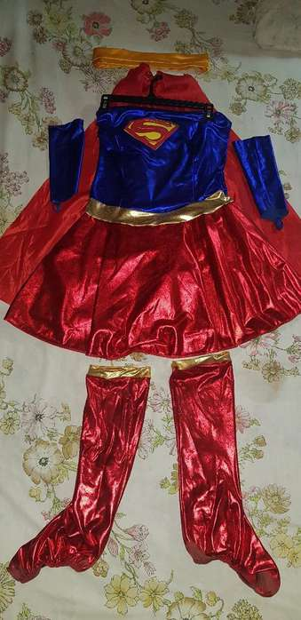 Se Vende Disfraz Super Girl Adulta