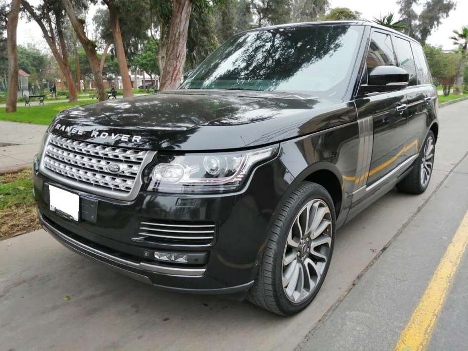 Land Rover Range Rover 2014 - 55450 km