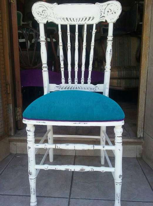 espectaculares sillas de amplio tamaño