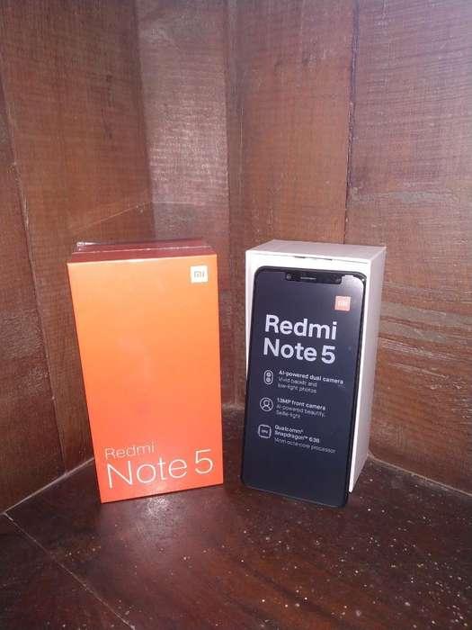 Xiaomi Note 5 64 Gb 4 de Ram Dual Sim 6