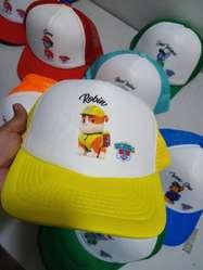 Camisetas, Gorras Estampados