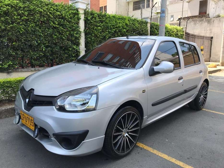 Renault Clio  2016 - 64000 km