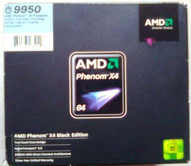 vendo procesador AMD phenom 9950BE