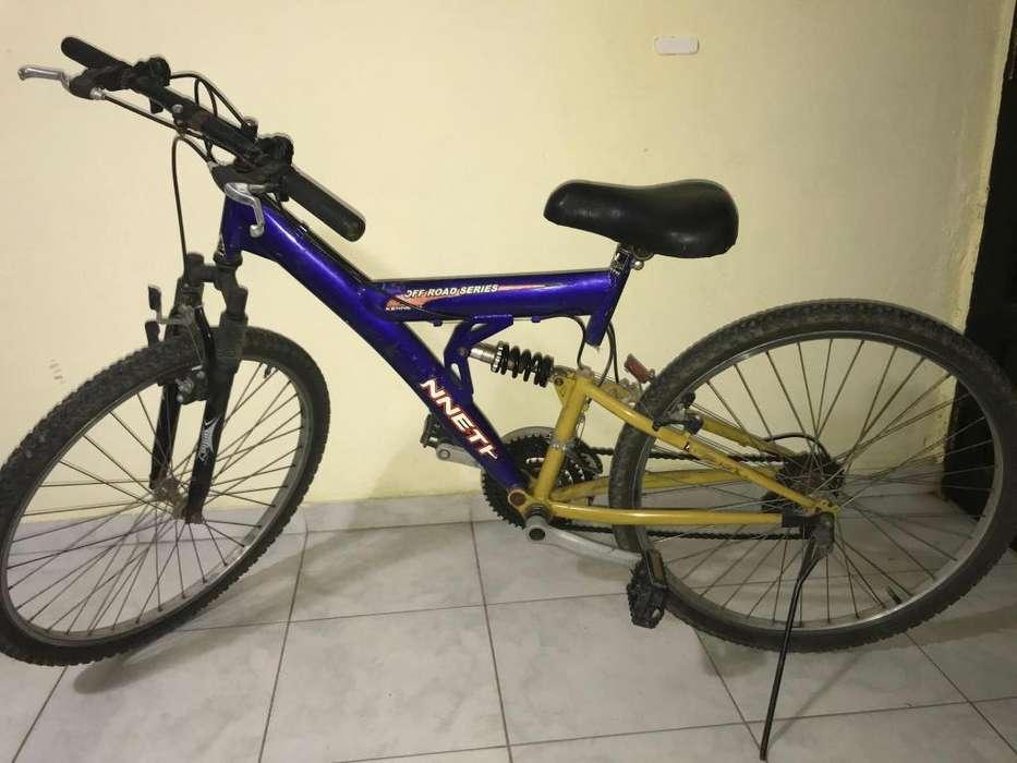 Bicicleta rodado 26 vendo