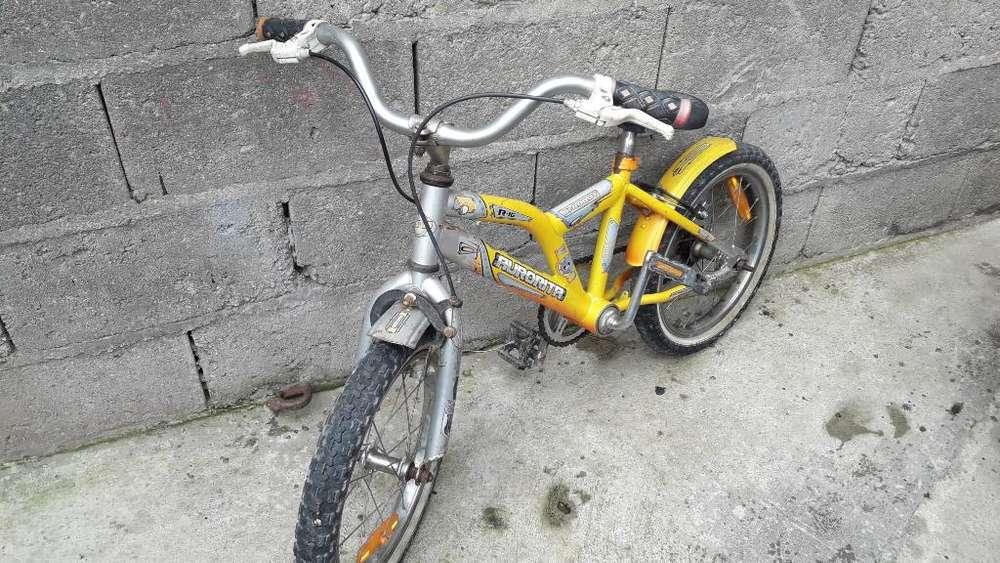 Vendo Bici R16