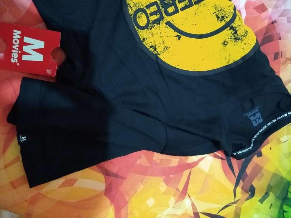Camiseta marca movies originala buen precio