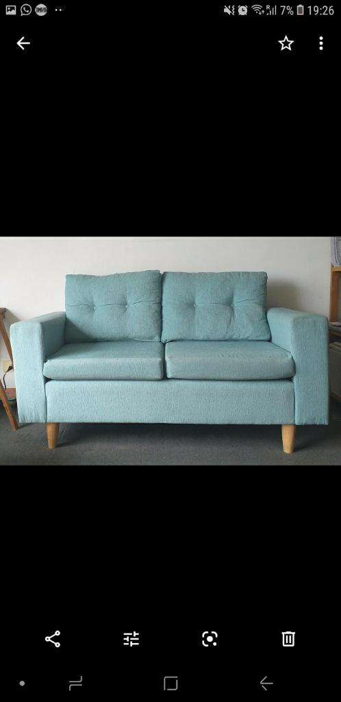 Sillon Sofa Retro 2 Cuerpos