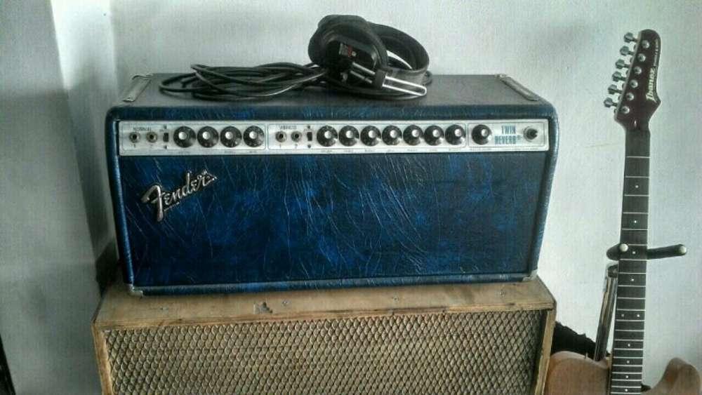 Mueble Amplificador Cabezal Fender