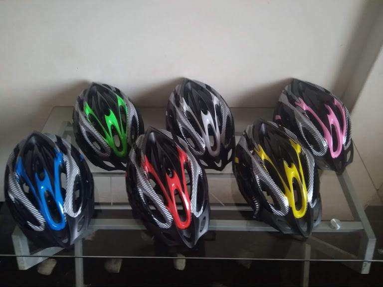 casco ajustable mas vicera nuevos para bicicleta , servicio de envio gratuito