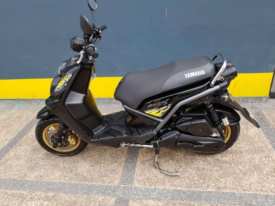 Yamaha Bws X 125 Modelo 2015