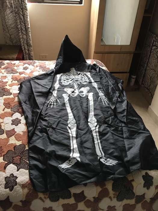 Disfraz de Esqueleto para Adulto
