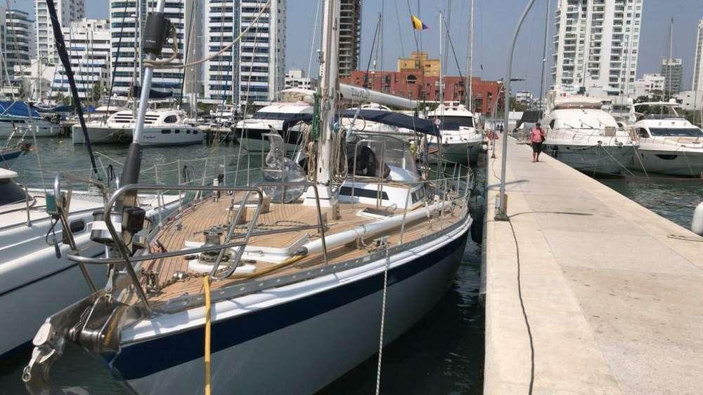 Barco Velero Trintella