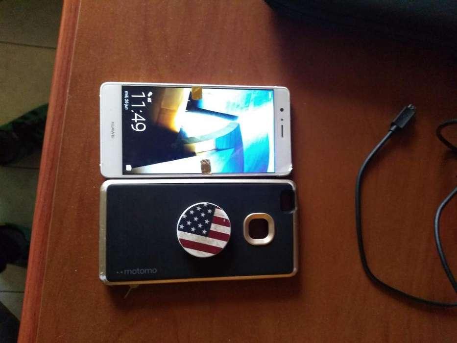 Vendo Celular Huawei P9 Lite