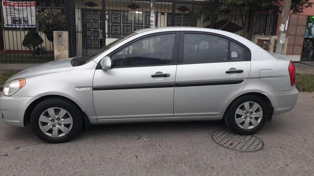 Hyundai Accent 2009 - 120 km