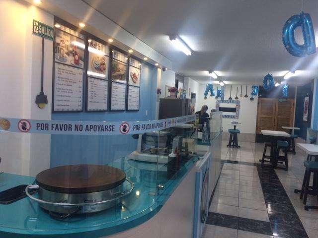 Hermosa Crepería, waffles, heladería y cafeteria