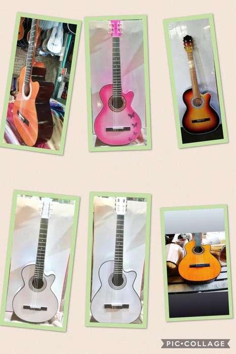 Guitarras Acusticas!!