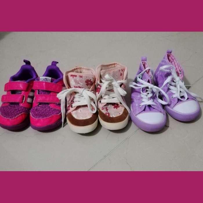 Zapatos Talla 23 Niña