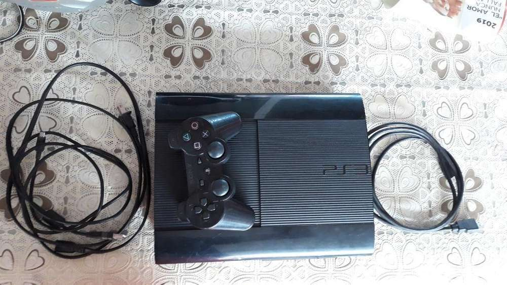 Play Station 3 Ps3 Negociable