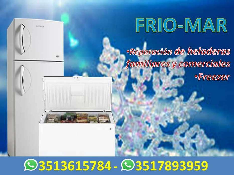Reparacion de Heladeras, Freezers, Dispensers
