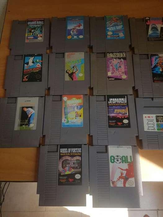 Juegos Nintendo Originales