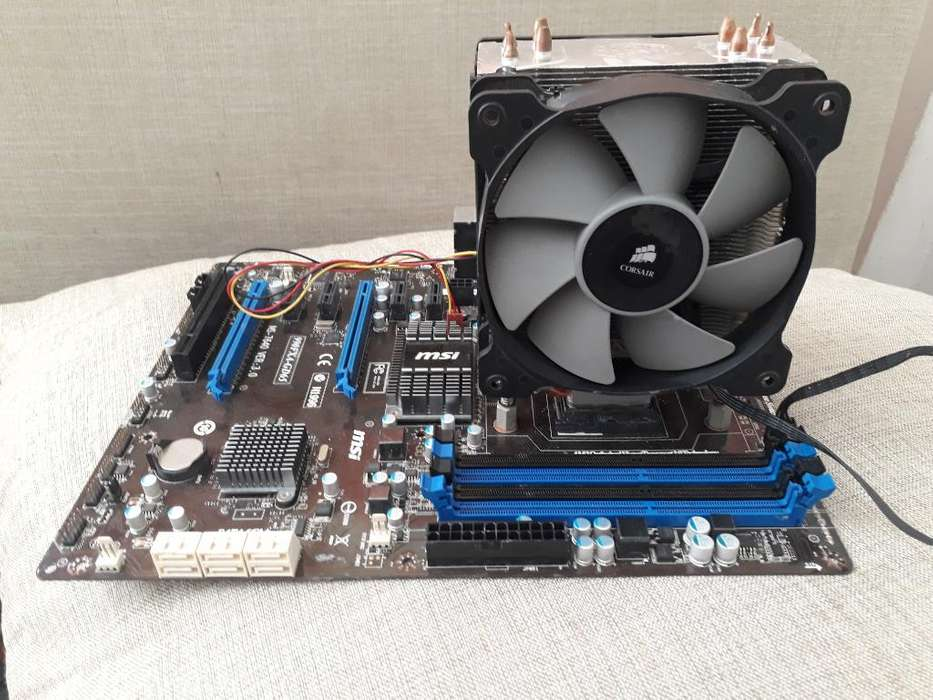 Fx8350 Octacore, Boar Msi 990 Doble Aban