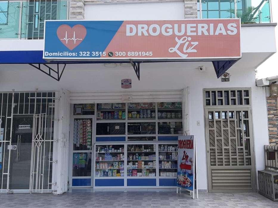 VENDO DROGUERIA FAMILIAR ACREDITADA