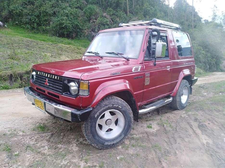Mitsubishi Montero 1991 - 228107 km