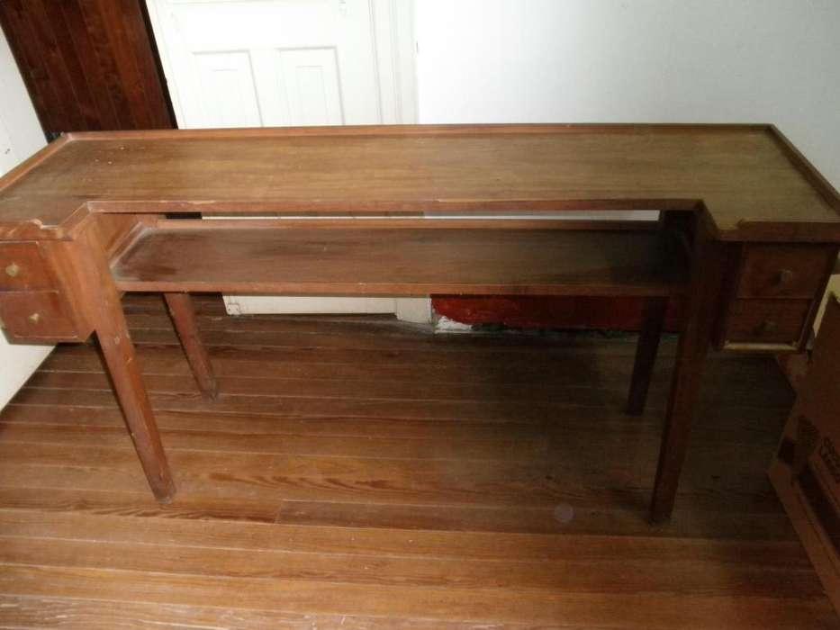 mesa de tejer