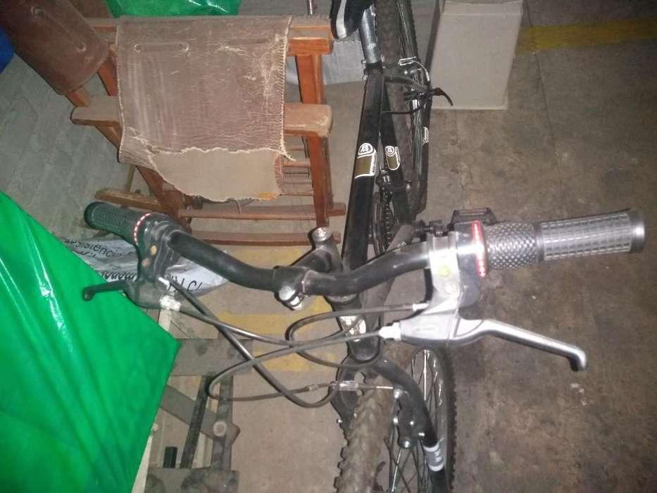 Bicicleta Michelin con Cambios