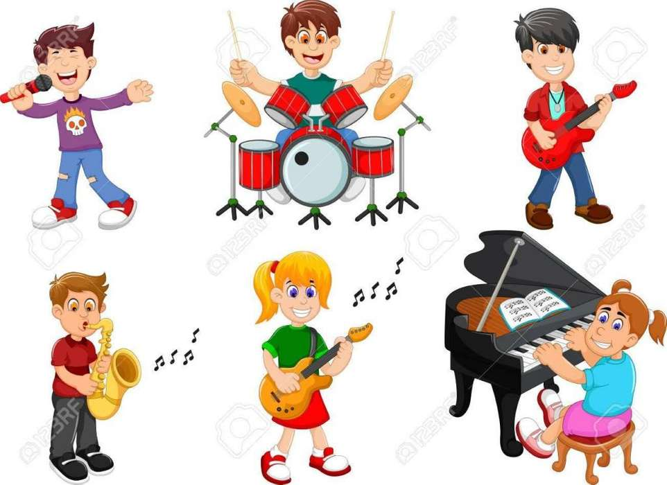 CLASES DE TECNICA VOCAL, GUITARRA, PIANO, ETC
