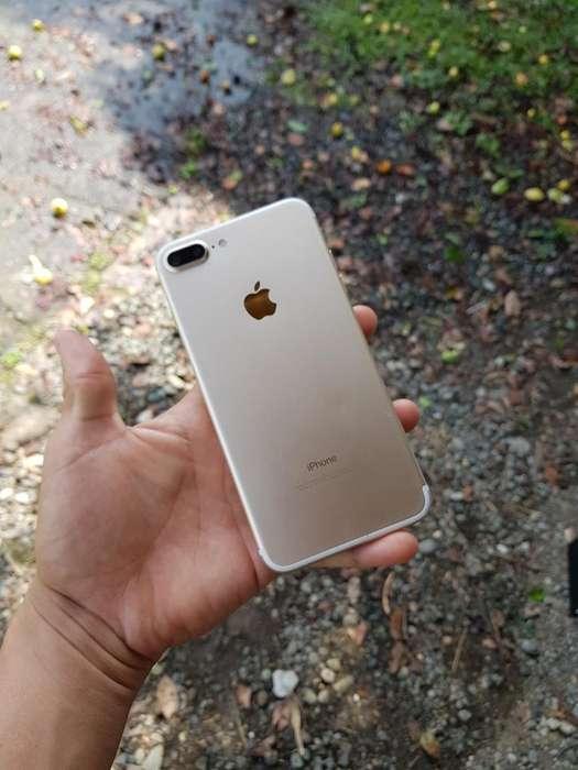 iPhone 7 Plus 32gb Huella Dorado Oferta
