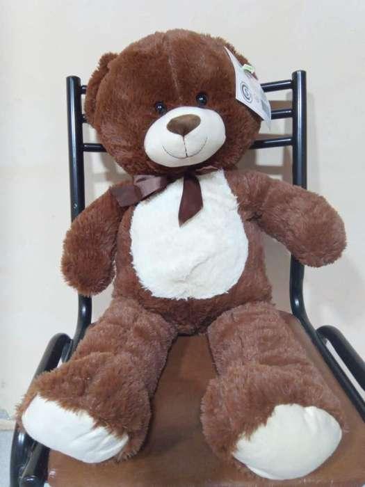 oso peluche 80cm nuevo