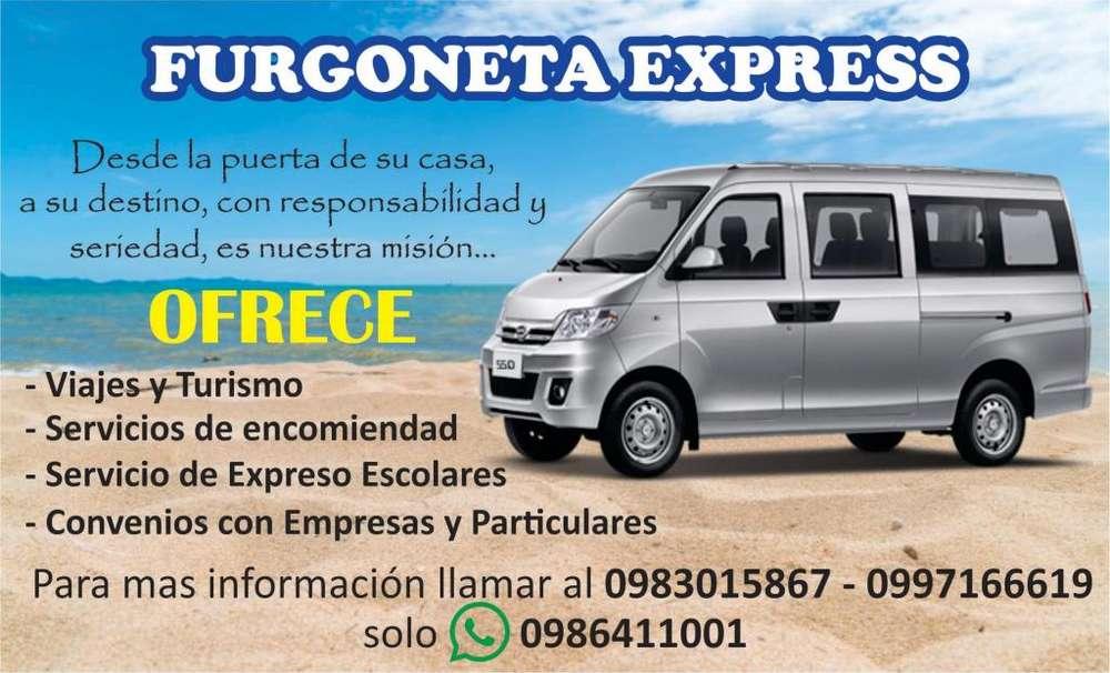 Furgoneta Express